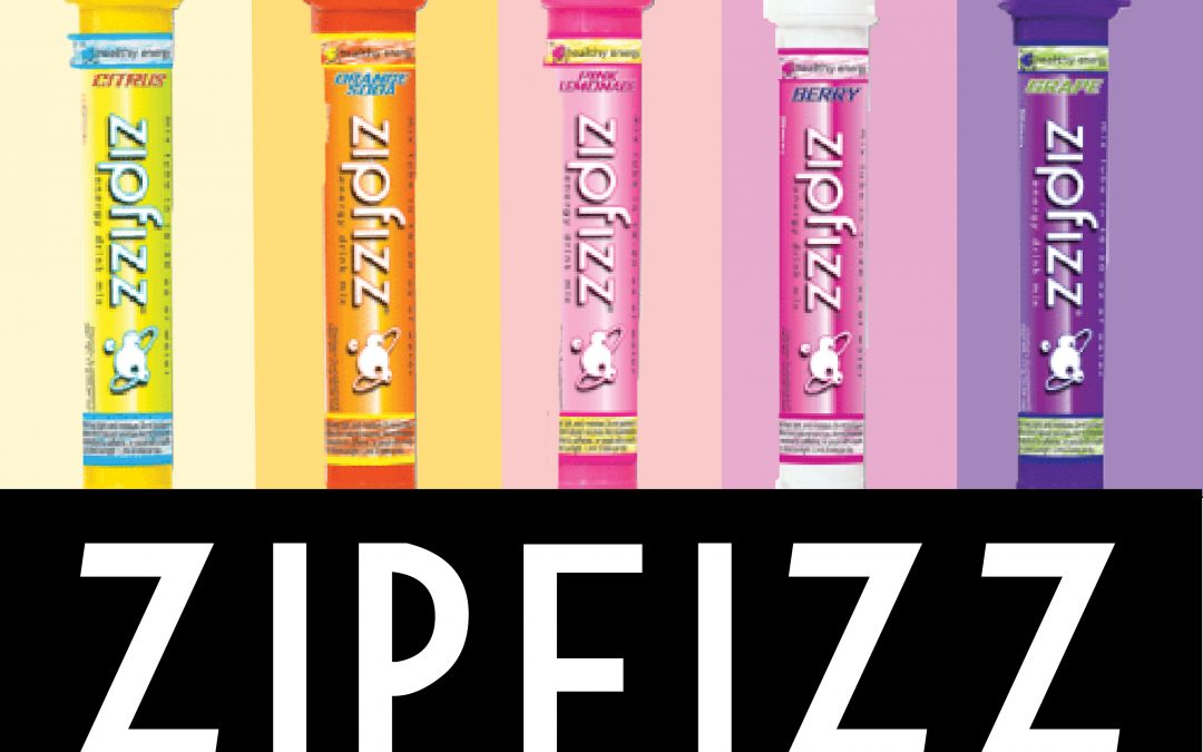 Friday Favorites: Zipfizz Healthy Energy Drink